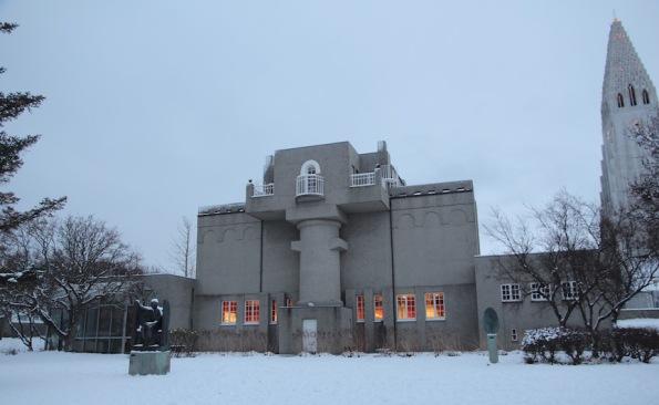 Einar Jónsson Museum, Reykjavik