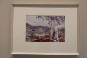 Alice Springs country, Albert Namatajira