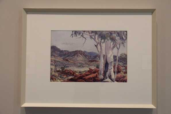 Alice Springs country, Albert Namatajira