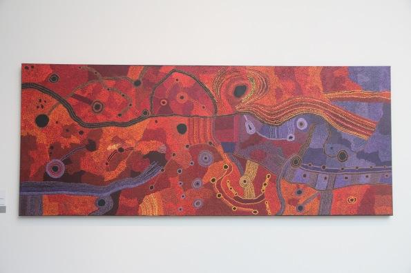 Seven sisters by Ken Tjungkara
