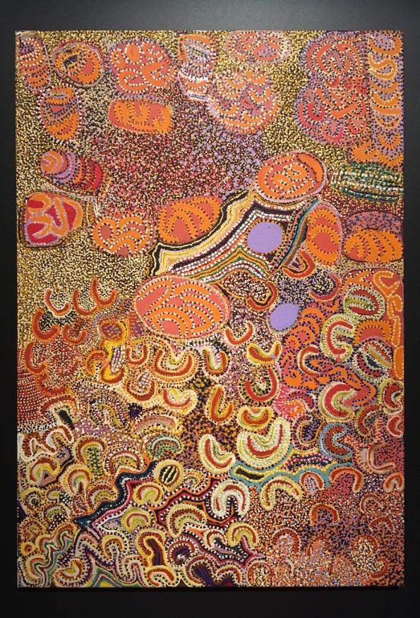 Minyipuru Pangkalpa by Nancy Nyanjilpayi Chapman, 2015