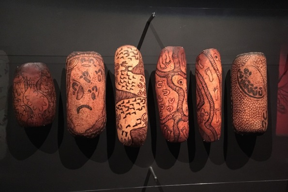 Piti (bowls) Australian Aboriginal art