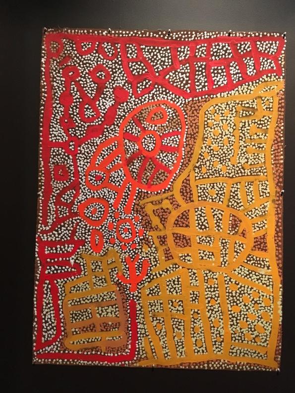Yinunmara 1997 by Tjapartji Kanytjuri Bates
