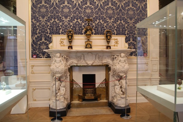 Blue Room, Fabergé Museum