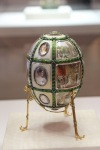Fifteenth Anniversary Imperial egg (1911), Fabergé Museum