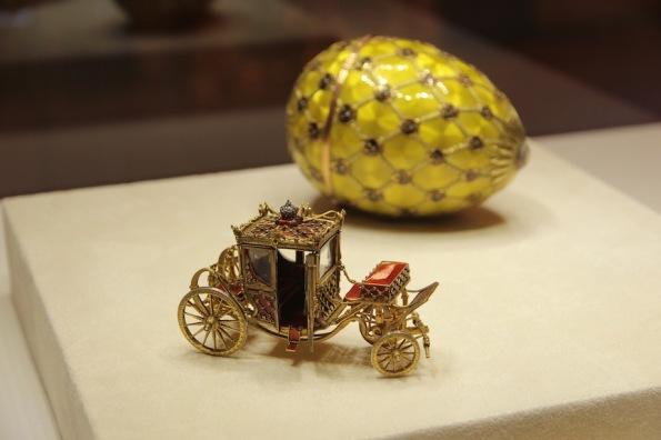 Coronation Egg (1897), Fabergé Museum