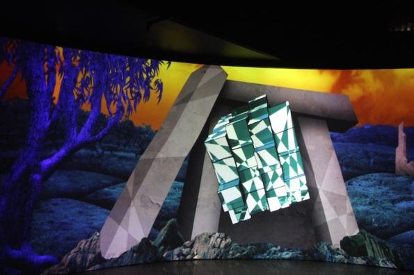 Video, d'Arenberg Cube