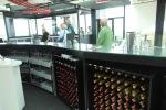 wine tasting room, d'Arenberg Cube