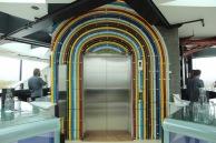 elevator, d'Arenberg Cube