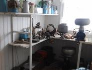 Kitchen equipment, Árbær Open Air Museum