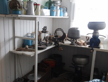 Kitchen equipment, Árbær Open Air Museum