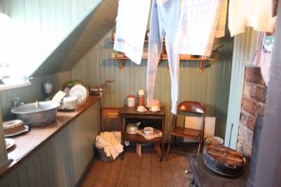 Kitchen, Árbær Open Air Museum