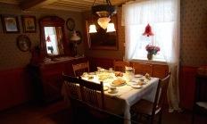 Dining room, Árbær Open Air Museum