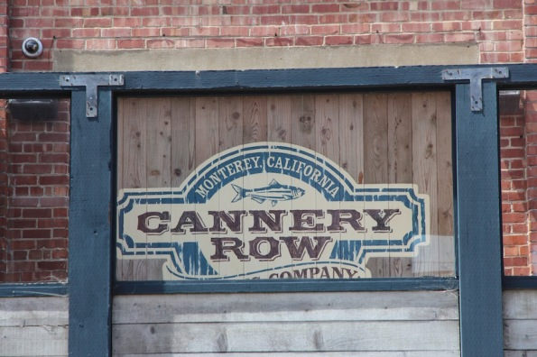 Cannery Row, Monterey California