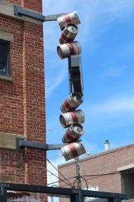 Cannery Row beer kegs