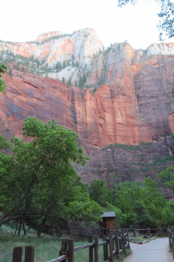 Riverside Walk, Zion National Park