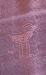 Rock art, Monument Valley