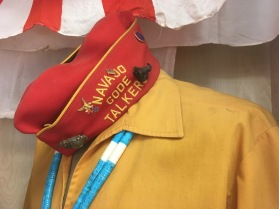 Navajo Code Talker clothing