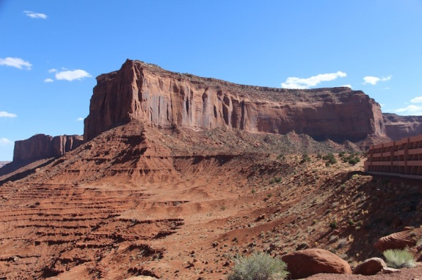 Spearhead Mesa, Monument Valley