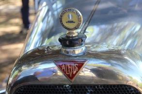 Alvis hood ornament