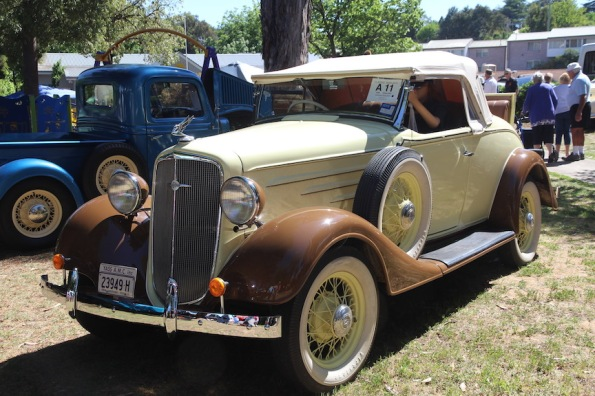 1934 Chevrolet Standard Roadster