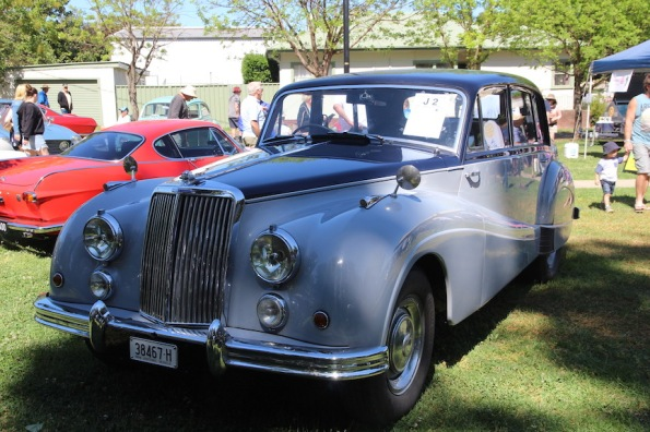 1956 Armstrong Siddeley Sapphire
