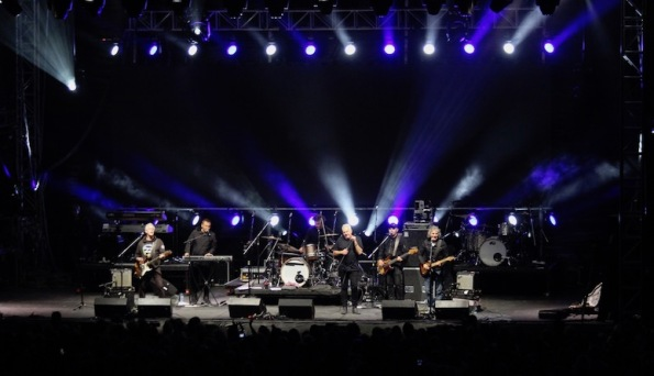Daryl Braithwaite, Anthems concert, Canberra, Australia
