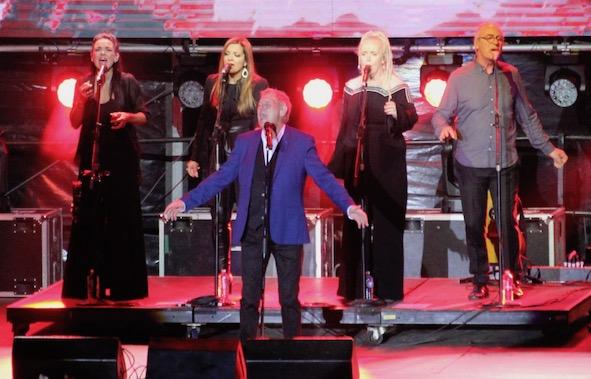 John Farnham, Anthems concert, Canberra, Australia