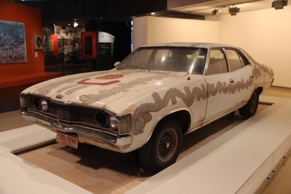 Painted Ford ZF Fairlane