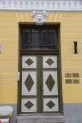 door, Tallinn, Old Town, Estonia