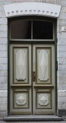 door, Tallinn, Old Town, Estonia