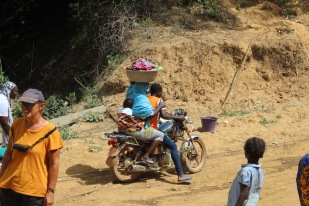 Heading home, Ivory Coast