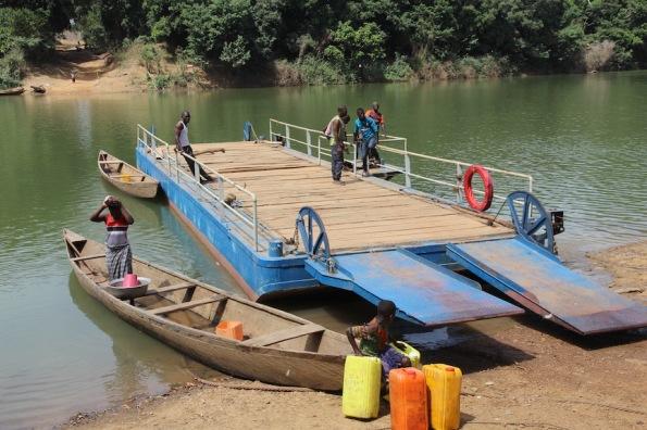 Ivory Coast ferry