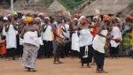 Women's dance, Africa