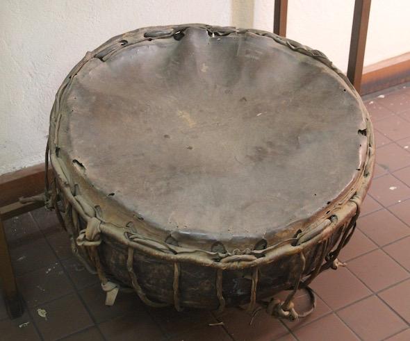 Sierra Leone drum