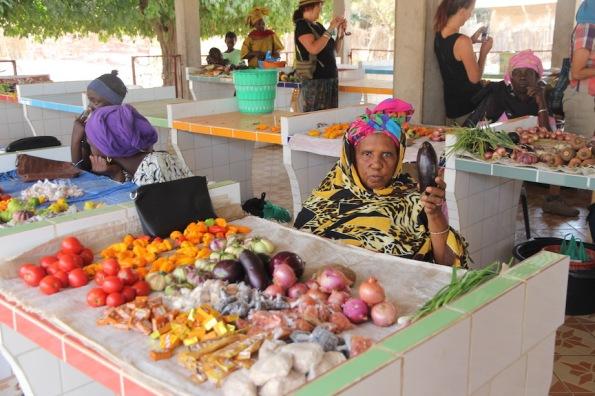 Abéné market