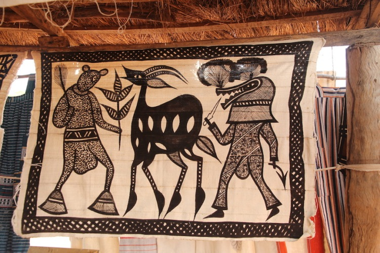 Korhogo cloth