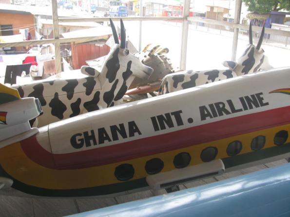 Plane coffin