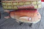 Fish coffin