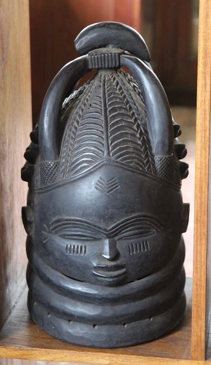 Ndoli Jowei mask, Sierra Leone