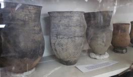 Storage pots, Sierra Leone