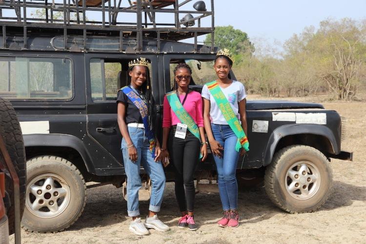 2018 Miss Ghana Ambassador