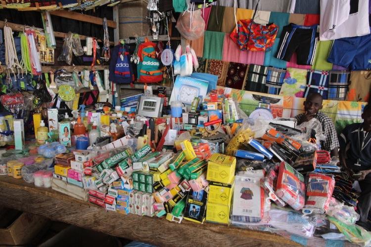 Nassian market, Ivory Coast