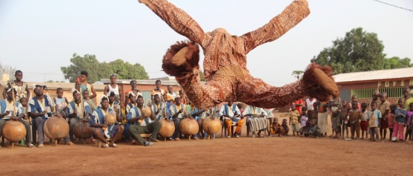 Dance of the Panther, Ivory Coast
