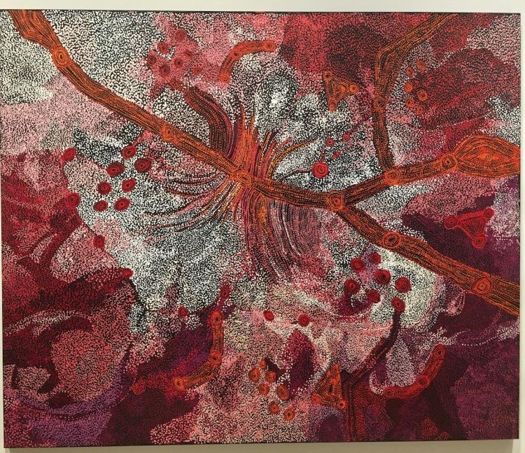 Wynne Prize winner, Seven Sisters by Sylvia Ken