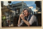 Packing Room Prize, Through the looking glass, David Wenham by Tessa Mackay