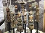 Tombhouse statues, Vietnam