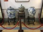 Vietnamese vases