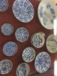 Vietnamese ceramic plates