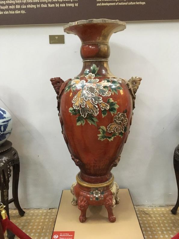Vietnamese vase